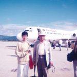 25年を経て記録する、父と娘の戦後50年パプアニューギニア旅行